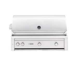 """Lynx 42"""" Built-in Grill with Rotisserie"""