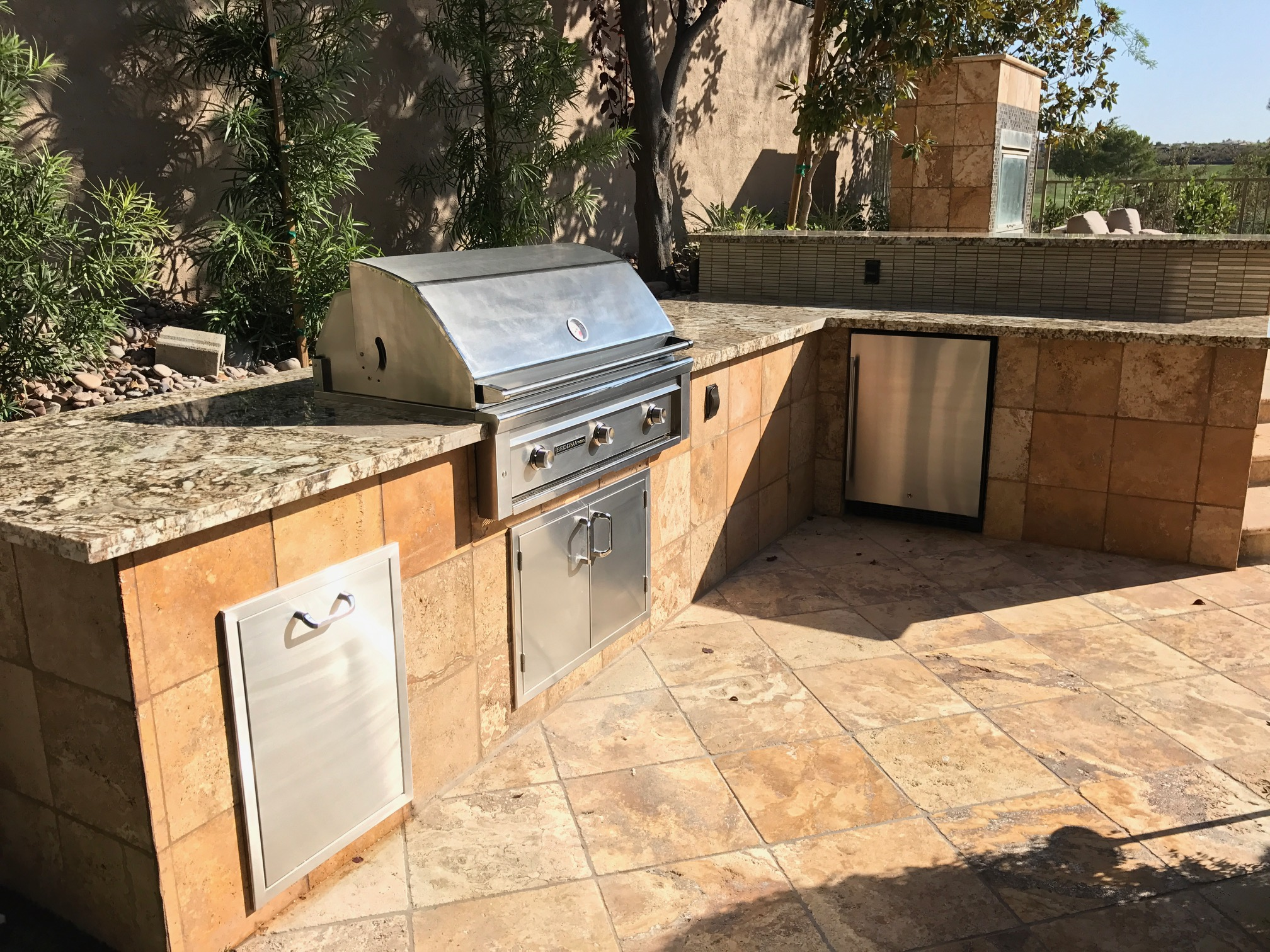 bbq concepts outdoor kitchen remodel project bbq concepts