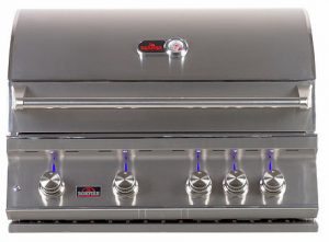 Bonfire 4 Professional Outdoor Barbecue Grill